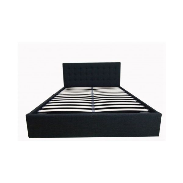 Mistic Fabric Gas Lift BedFrame