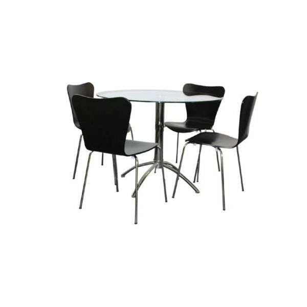 Sliven Dining Suite With Clement Chairs