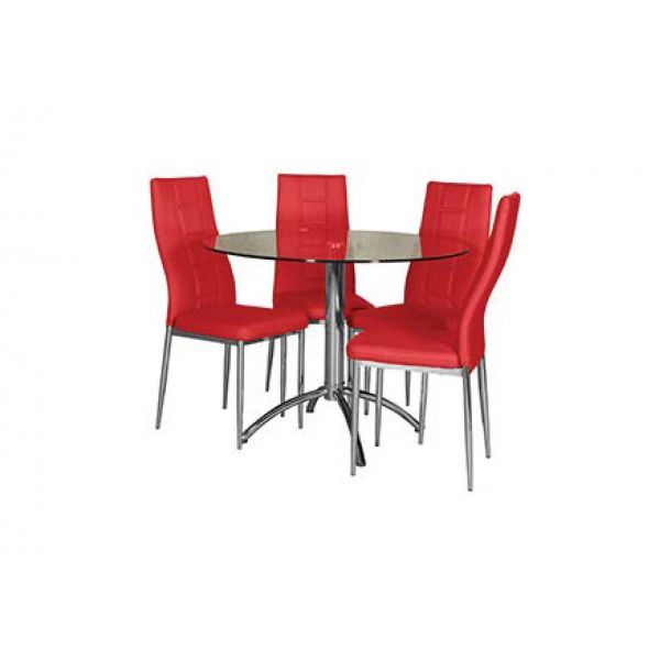Sliven Dining Suite With Narellan Chairs