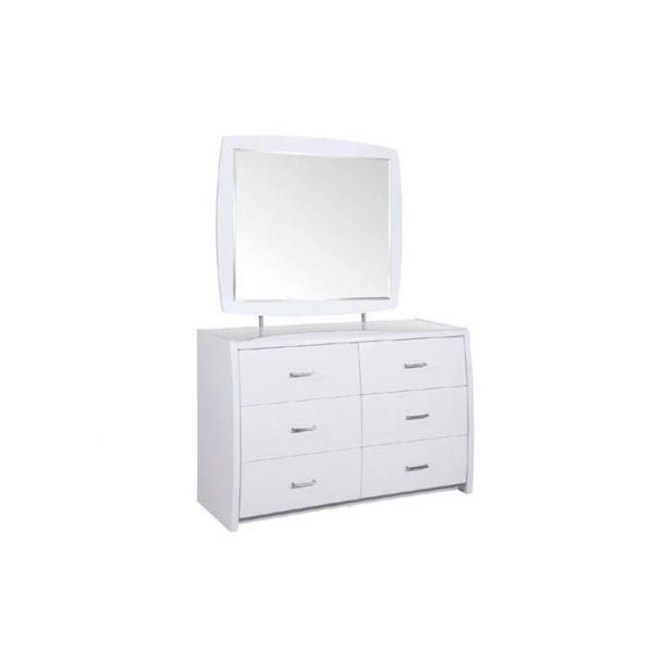 Hanko Dressing Table & Mirror