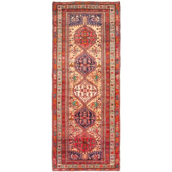 Hand Knotted Persian Ardabil Rug