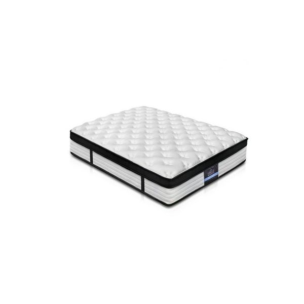 Oasis Bedding Double Size 31cm Thick Foam Mattress