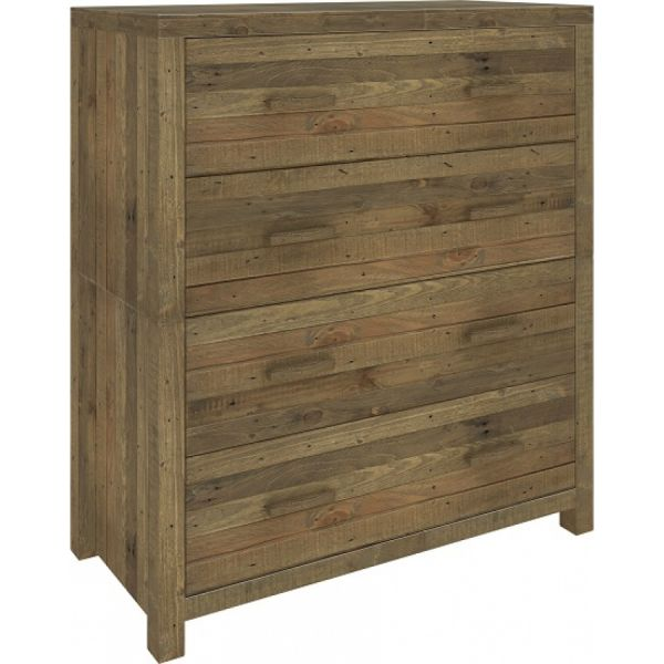 ALAVA TIMBER TALL BOY